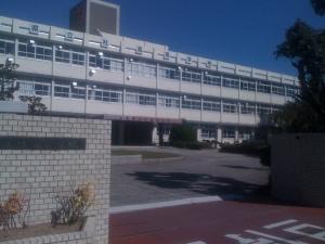 Sebuah Sekolah di Kato-shi Jepang