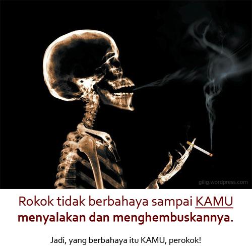 Rokok Mematikan atau Mematikan Rokok?