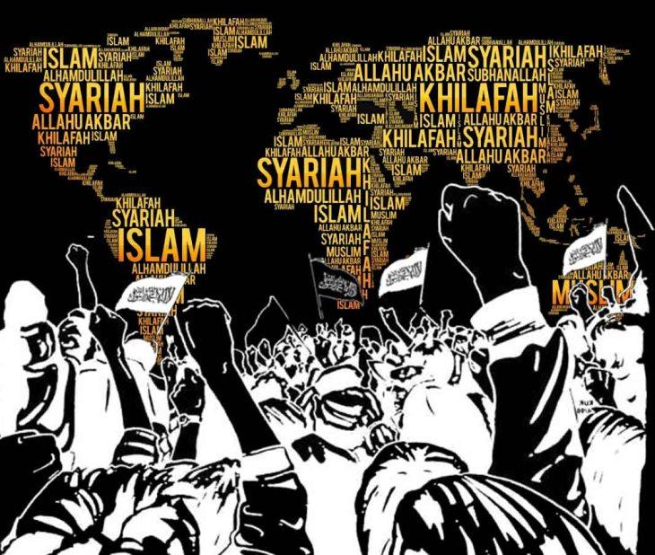 ummat Islam menginginkan khilafah termasuk NU dan Muhammadiyah