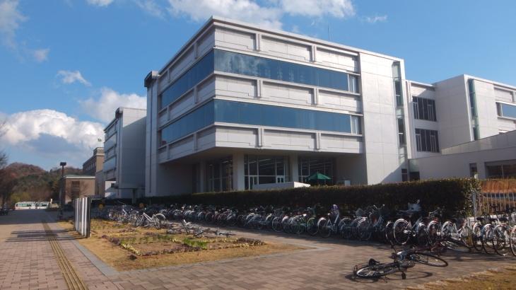 gilig windy hiroshima campus chuo tosyokan